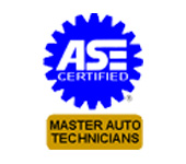 ASE Certified Master Auto Technician