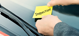 Inspections & Emissions